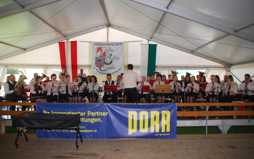 3 Tage Jubiläums-Zeltfest in St. Margarethen