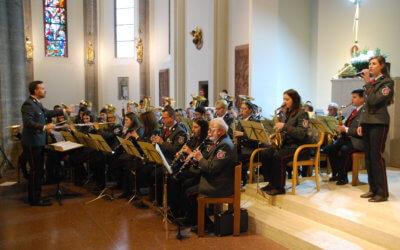 Festliche Messe in der Stadtpfarrkirche Knittelfeld