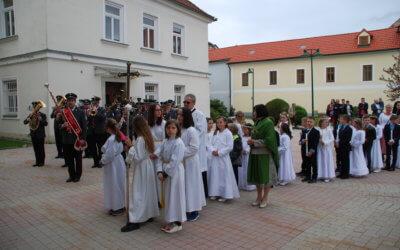 Erstkommunion in Knittelfeld