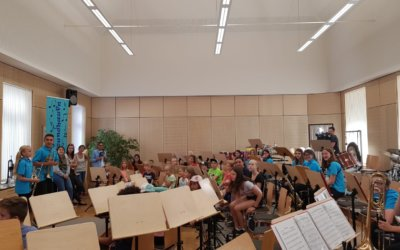 Kindersommer – Instrumentenworkshop