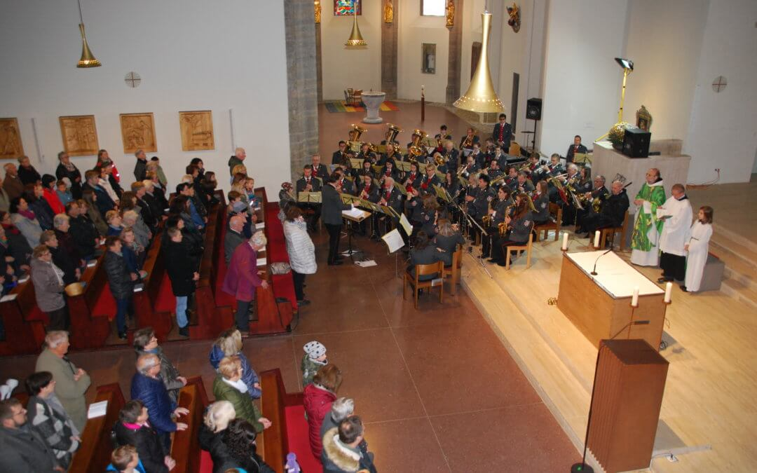 Festliche Messe