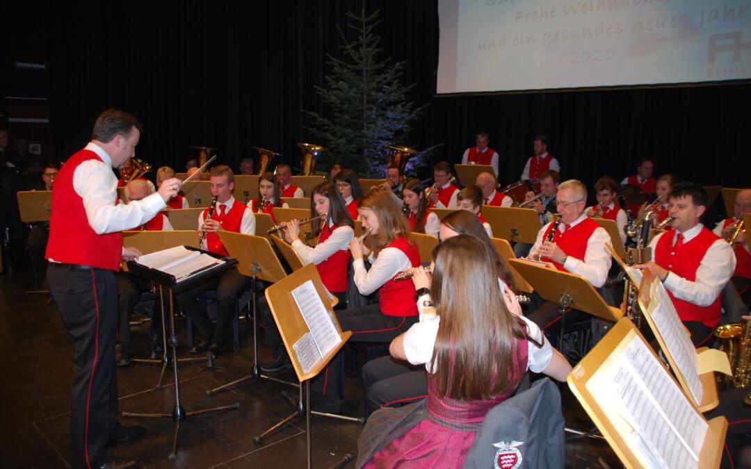 Weihnachtsfeier der Austria Email AG